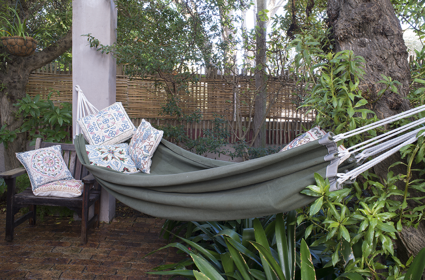 selfcatering hermanus hammock