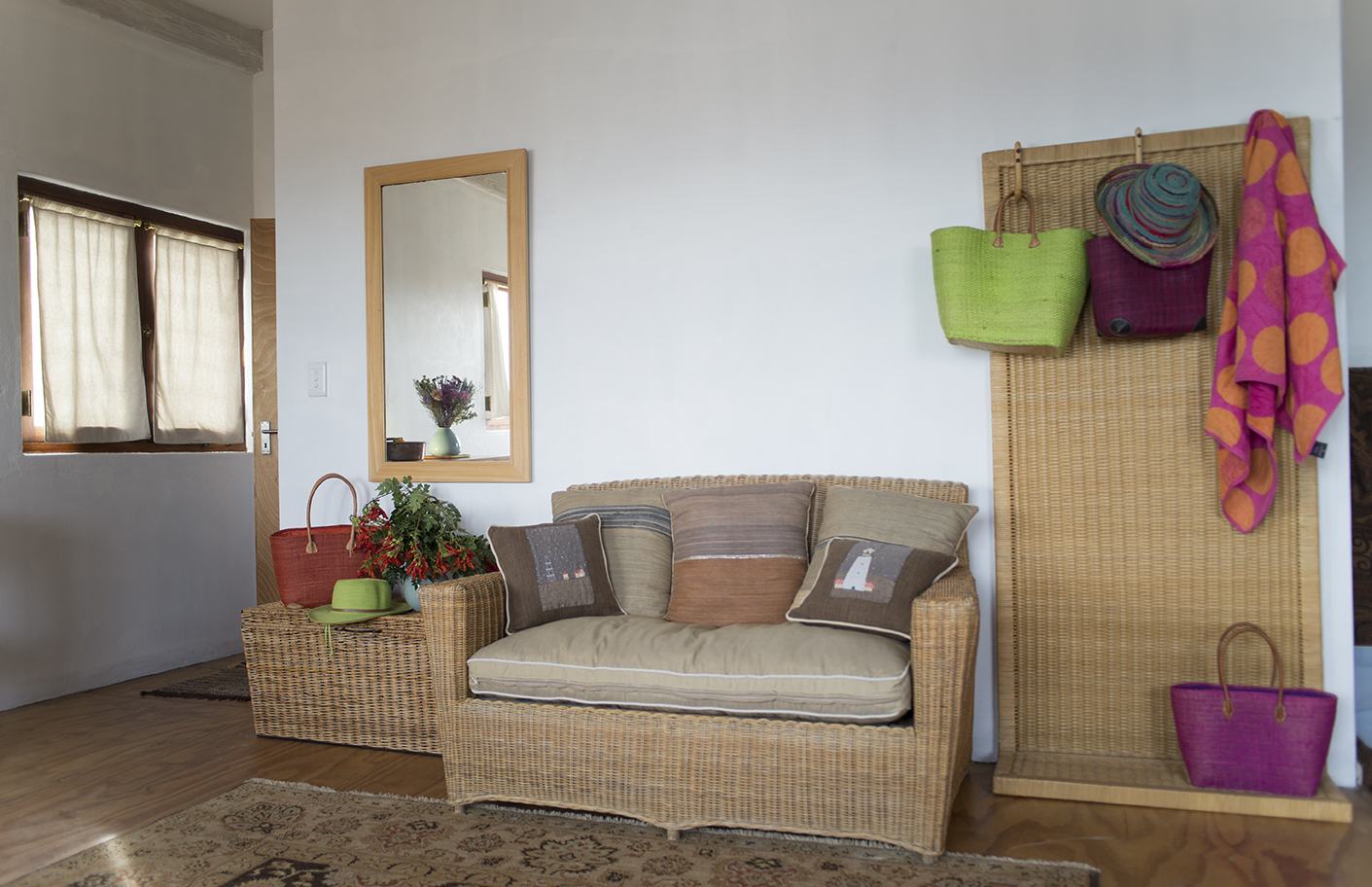 self-catering Hermanus couch