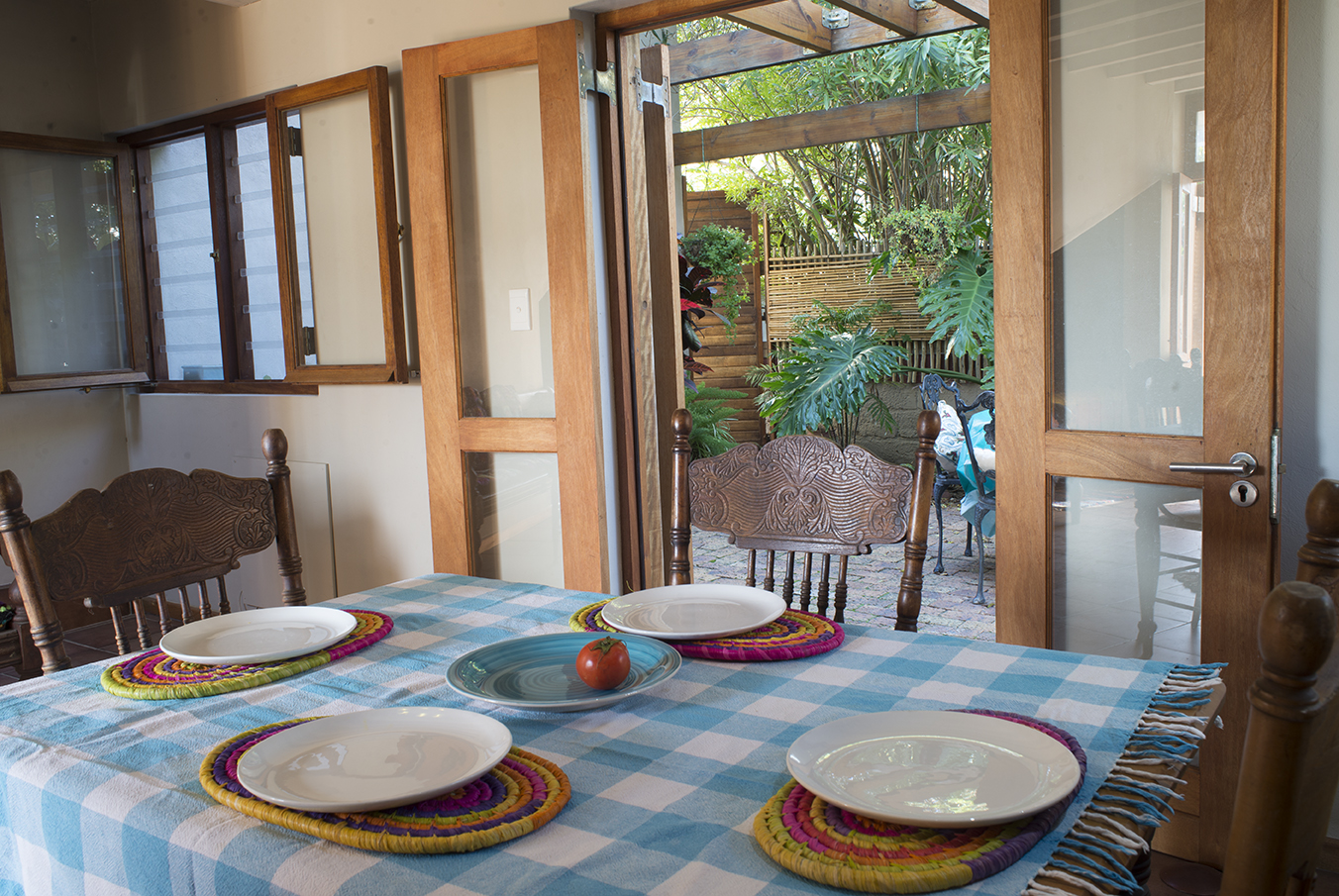 selfcatering dining