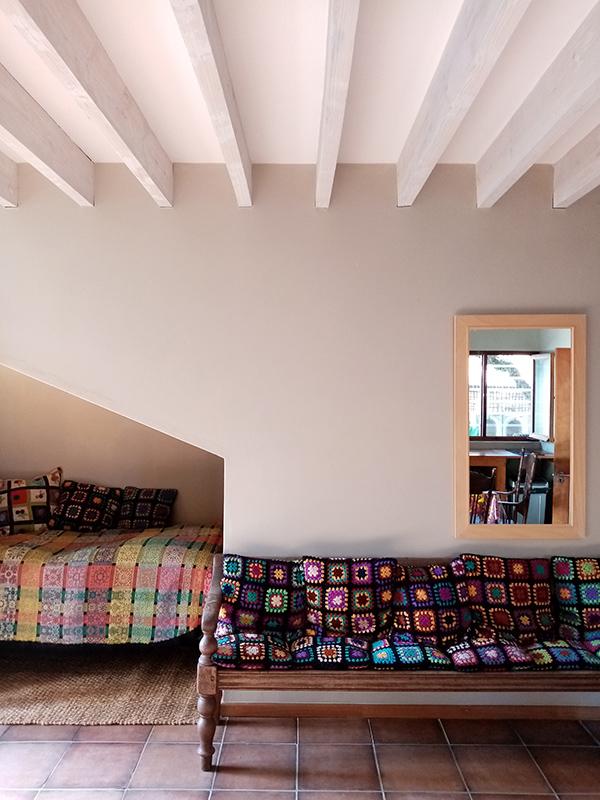 Bird Rock Cottage interior